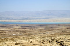 Dead sea in Israel Royalty Free Stock Photography