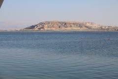 Dead Sea in Israel - Ein Bokek Royalty Free Stock Photos