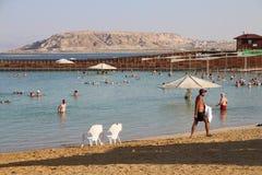 Dead Sea in Israel - Ein Bokek Stock Photos