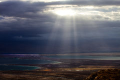 The Dead Sea, Israel Royalty Free Stock Photography