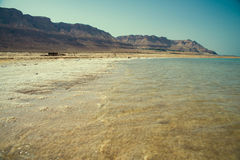 Dead Sea in Israel Stock Images