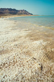 Dead Sea in Israel Stock Photography