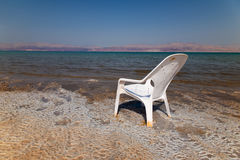 Dead Sea in Israel Royalty Free Stock Images