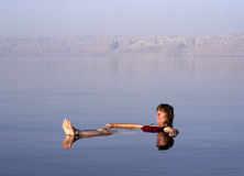 Dead Sea, Jordan Royalty Free Stock Images