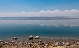 Dead Sea, Jordan. Taken during 4 days trip to Jordan Royalty Free Stock Photography