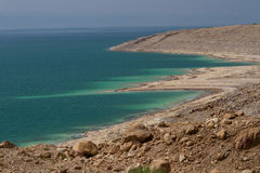 The Dead Sea, Jordan Stock Images