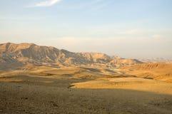 Dead sea landscape Stock Photos