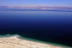Dead Sea landscape Stock Photography