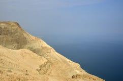 Dead Sea landscape. Stock Images
