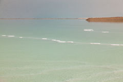 Dead Sea Landscape Royalty Free Stock Images
