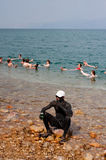 Dead Sea Mud Stock Photography