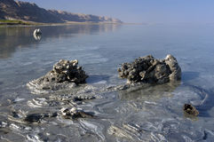 Dead Sea Mud Mineral Royalty Free Stock Image