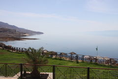 Dead sea resort Royalty Free Stock Images