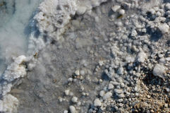 Dead Sea Salt Royalty Free Stock Images