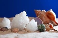 Dead Sea Salt Stock Photography
