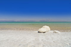 Dead Sea salt Stock Image