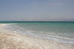 Dead Sea Shore Royalty Free Stock Images