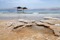 Dead Sea spa Royalty Free Stock Photography