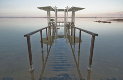 Dead Sea Tranquility Royalty Free Stock Photos