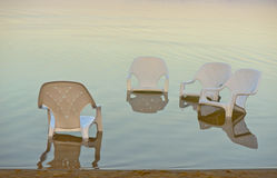 Dead Sea Tranquility Stock Photo