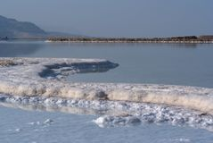 Dead sea veiw Stock Photography