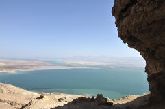 Dead Sea view. Royalty Free Stock Photos