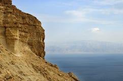 Dead Sea view. Royalty Free Stock Photos