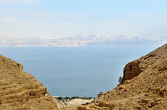 Dead Sea view. Stock Images
