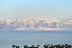 Dead Sea view. Stock Image