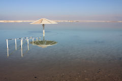 Dead sea view, Ein Bokek, Israel Royalty Free Stock Photos