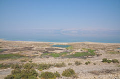 Dead Sea View Stock Image