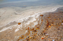 Dead Sea View Royalty Free Stock Images