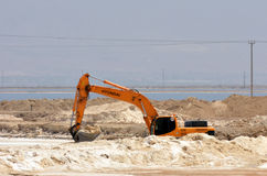 The Dead Sea Works - Israel Royalty Free Stock Image