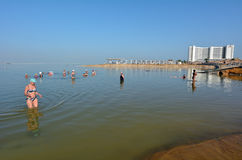 The Dead Sea Works - Israel Stock Images