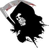 Dead skull Stock Images