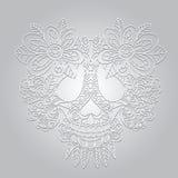 Dead  Skull Stock Image