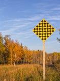 Deadendvägmärke Royaltyfri Bild