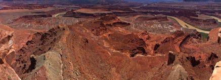 DeadHorse-Nationalpark Stockfotos