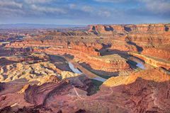Deadhorse Point Royalty Free Stock Images