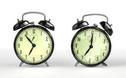 Before and after deadline Stock Photo