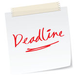 Deadline Stock Photos