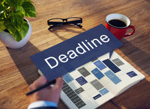 Deadline Appointment Final Time The End Countdown Urgency Concep Royalty Free Stock Photos