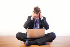 Deadline, business problems Stock Images
