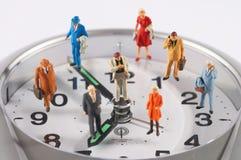 Deadline constrains Stock Image