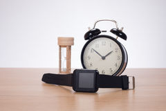 Deadlines, time and time management concept Royalty Free Stock Photography
