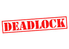 DEADLOCK Stock Images