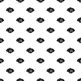 Deadly air pattern, simple style. Deadly air pattern. Simple illustration of deadly air vector pattern for web Royalty Free Stock Image