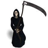 Deadly reaper Stock Image
