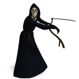 Deadly reaper Stock Images