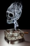 Deadly Smoking Stock Images